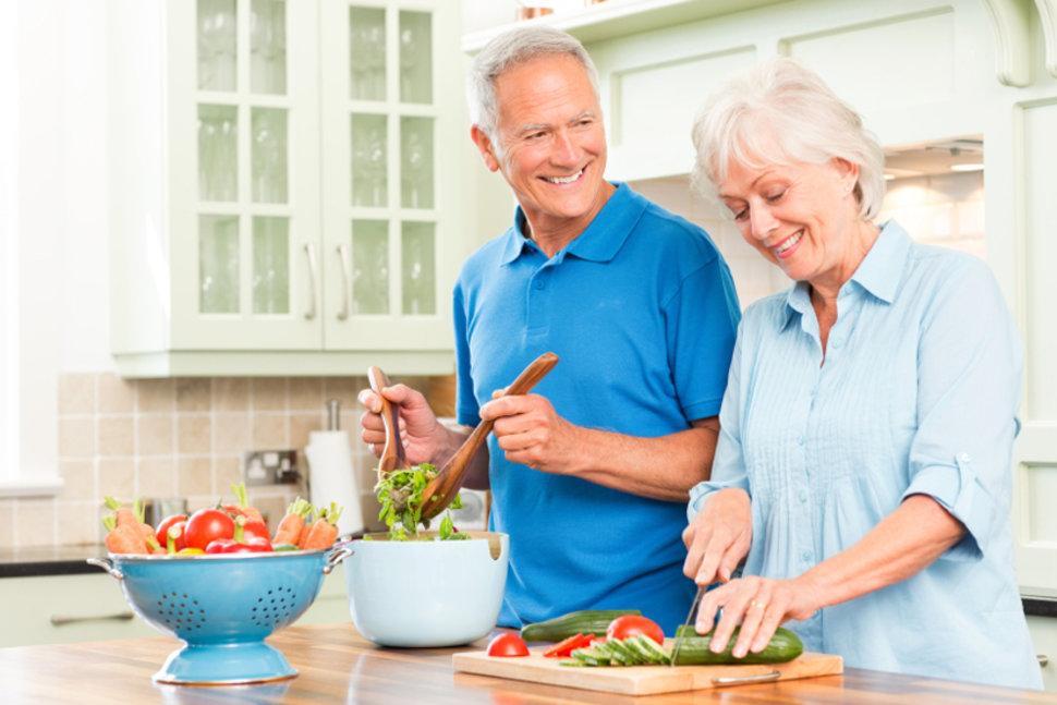 seniors healthy eating